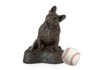 French Bulldog Urn